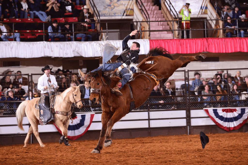 Rodeo Houston Wins 5th Consecutive Title At Fort Worth S
