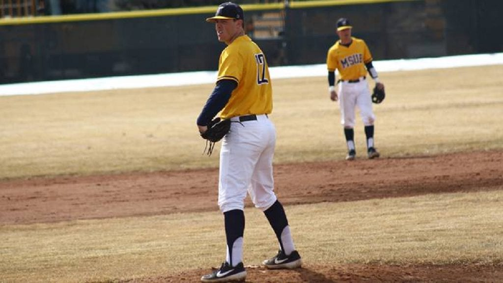 Pitching staff lifts MSU Billings to doubleheader sweep